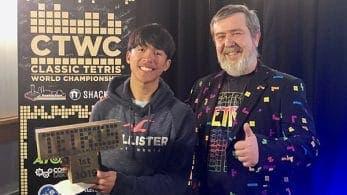 Joseph Saelee es proclamado ganador del Classic Tetris World Championship 2019