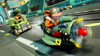 Crash Team Racing Nitro-Fueled y Call of Duty lanzan una colaboración por una buena causa
