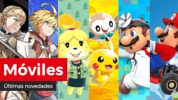 Novedades para móviles en Fire Emblem Heroes, Dragalia Lost, Animal Crossing: Pocket Camp, Pokémon Rumble Rush, Dr. Mario World y Mario Kart Tour