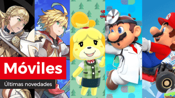 Novedades para móviles en Fire Emblem Heroes, Dragalia Lost, Animal Crossing: Pocket Camp, Dr. Mario World y Mario Kart Tour