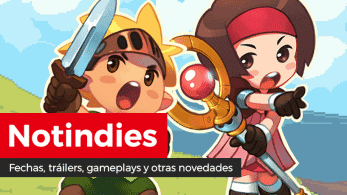 Novedades indies: Lethis: Path of Progress, Aragami, Evoland, Hell Warders, Just Shapes & Beats, Lethal League Blaze, Snooker 19, Wandersong, Minna de Kuuki Yomi 2, Rimelands: Hammer of Thor y más