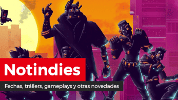 Novedades indies: Black Future '88, Groove Coaster, Labyrinth of the Witch, The Grisaia Trilogy, The Touryst, Tools Up!, Mulaka, Youtubers Life, Ghost Parade, Monkey Barrels, Bee Simulator, Incredible Mandy, Minute of Islands y más