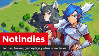Novedades indies: Just Ignore Them, Wargroove: Double Trouble, AeternoBlade II, Harukanaru Toki no Naka de 7, Felix the Reaper, Lethis – Path of Progress, Shipped, Sublevel Zero Redux y The Eyes of Ara