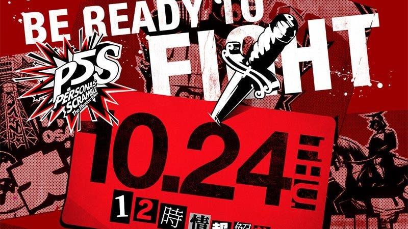 Persona 5 Scramble: The Phantom Strikers confirma directo para la próxima semana