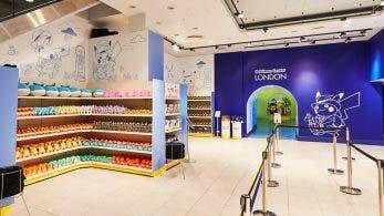 Primeras imágenes del interior del Pokémon Center de Londres