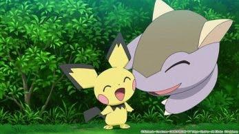 Primeras capturas de pantalla del próximo anime de Pokémon