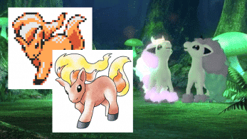Esta teoría apunta a que el nuevo Pokémon no es la forma de Galar de Ponyta sino su preevolución