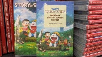 En Indonesia regalan semillas reales con la reserva de Doraemon Story of Seasons