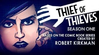 Thief of Thieves: Season One confirma su estreno en Nintendo Switch: disponible el 12 de noviembre