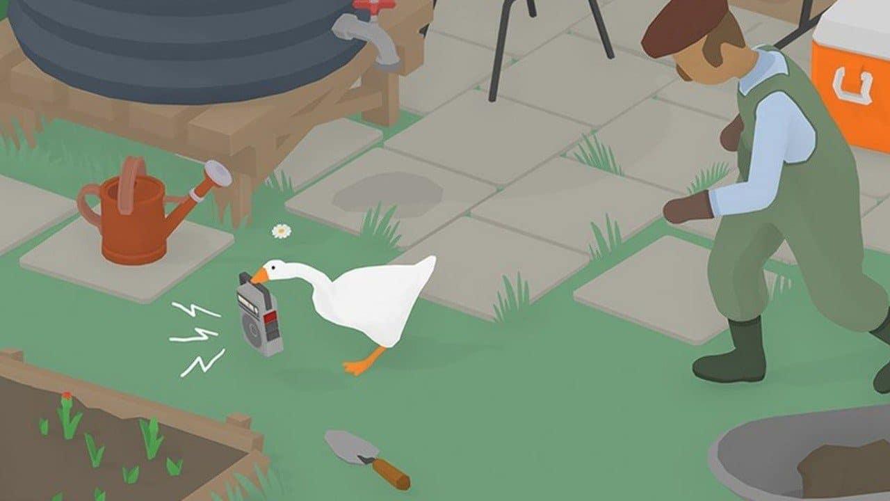 No es perdáis este magnífico vídeo musical dedicado a Untitled Goose Game