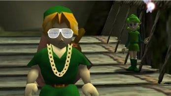 El rapero Kanye West se basa en el tema Gerudo Valley de Zelda: Ocarina of Time para uno de los temas de su nuevo álbum