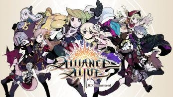 [Act.] Nuevos gameplays de The Alliance Alive HD Remastered y Super Monkey Ball: Banana Blitz HD