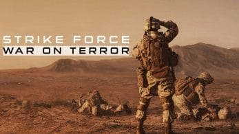 Strike Force – War on Terror llegará a Nintendo Switch el 21 de noviembre