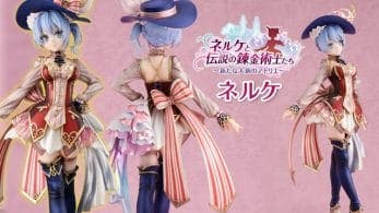 Una nueva figura a escala de Nelke & the Legendary Alchemists: Ateliers of the New World abre sus reservas en Japón