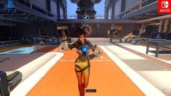 Comparativa en vídeo de Overwatch: PlayStation 4 vs. Nintendo Switch