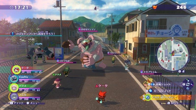[Act.] Detallado el modo multijugador Plus-plus Busters de Yo-kai Watch 4++