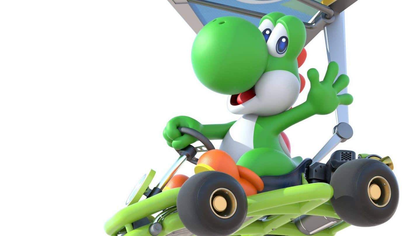 Ya disponibles los artes de Mario Kart Tour en HD