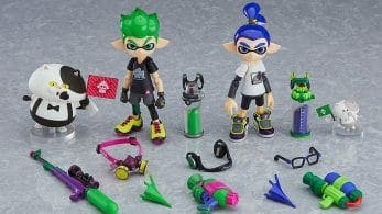 The Good Smile Company lanzará en junio de 2020 una edición DX de Inkling chico de Splatoon