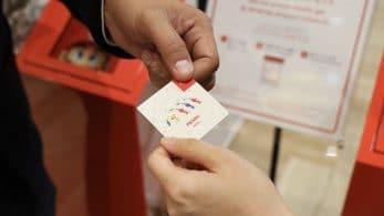 Los asistentes a la apertura de Nintendo Tokyo podrán recibir pegatinas como regalo