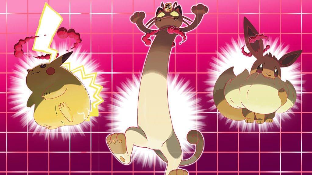 Un minorista taiwanés prestará Pokémon Let's Go, Pikachu! / Eevee! para que sus clientes puedan obtener un Pikachu / Eevee en su forma Gigamax por reservar Pokémon Espada y Escudo