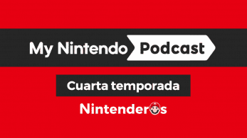 ¡My Nintendo Podcast regresa mañana con su cuarta temporada!
