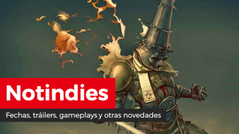 Novedades indies: Baba is You, Blasphemous, Bridge Constructor Portal, Cat Quest II, Degrees of Separation, Human: Fall Flat, Narcos: Rise of the Cartels, The Lord of the Rings: Adventure Card Game, Tokyo Dark: Remembrance y más