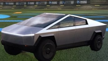 Fan abre una petición online para que el Tesla Cybertruck llegue a Rocket League
