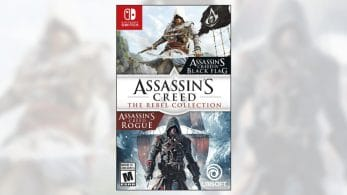 [Act.] Ubisoft lista Assassin's Creed: The Rebel Collection para el 6 de diciembre