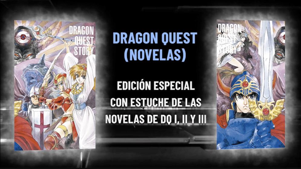 Planeta Cómic licencia las novelas basadas en la trilogía original de Dragon Quest