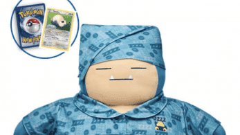 Build-A-Bear Workshop empieza a vender un enorme peluche de Snorlax