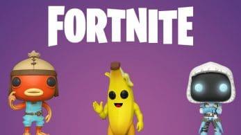 Funko revela una nueva línea de figuras y llaveros de Fortnite