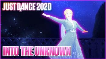 [Act.] La canción «Into the Unknown» de Frozen 2 ya está disponible en Just Dance 2020