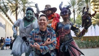 Actores de voz de Overwatch se visten de sus personajes en estos excelentes cosplays