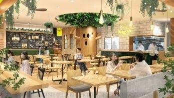 El Kirby Café de Tokio abre el 12 de diciembre