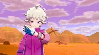 Ponen voz a Nerio, Berto, Sally y más personajes de Pokémon Espada y Escudo