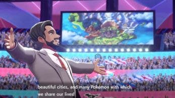 Ponen voces a la escena introductoria de Pokémon Espada y Escudo y el resultado sorprende