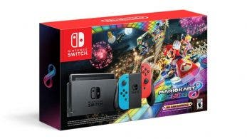 La Nintendo Switch incluida en el pack de Mario Kart 8 Deluxe para el Black Friday 2019 es del modelo antiguo