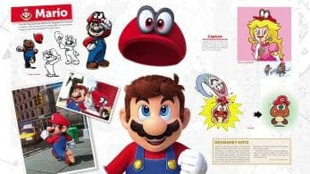Tráiler de lanzamiento del libro The Art of Super Mario Odyssey