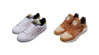 Unas zapatillas Adidas Neo de Pikachu y Eevee se lanzarán en China