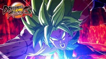 [Act.] Nuevo tráiler de Broly (DBS) en Dragon Ball FighterZ