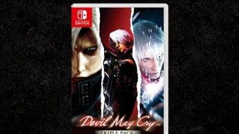 El Devil May Cry Triple Pack físico queda confirmado para Nintendo Switch en Japón