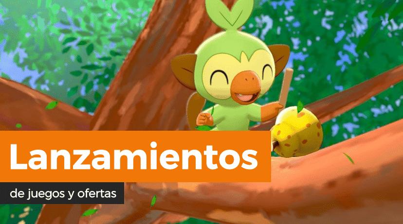 Lanzamientos de juegos y ofertas de la semana en la eShop de Nintendo (14/11/19, Europa y América)