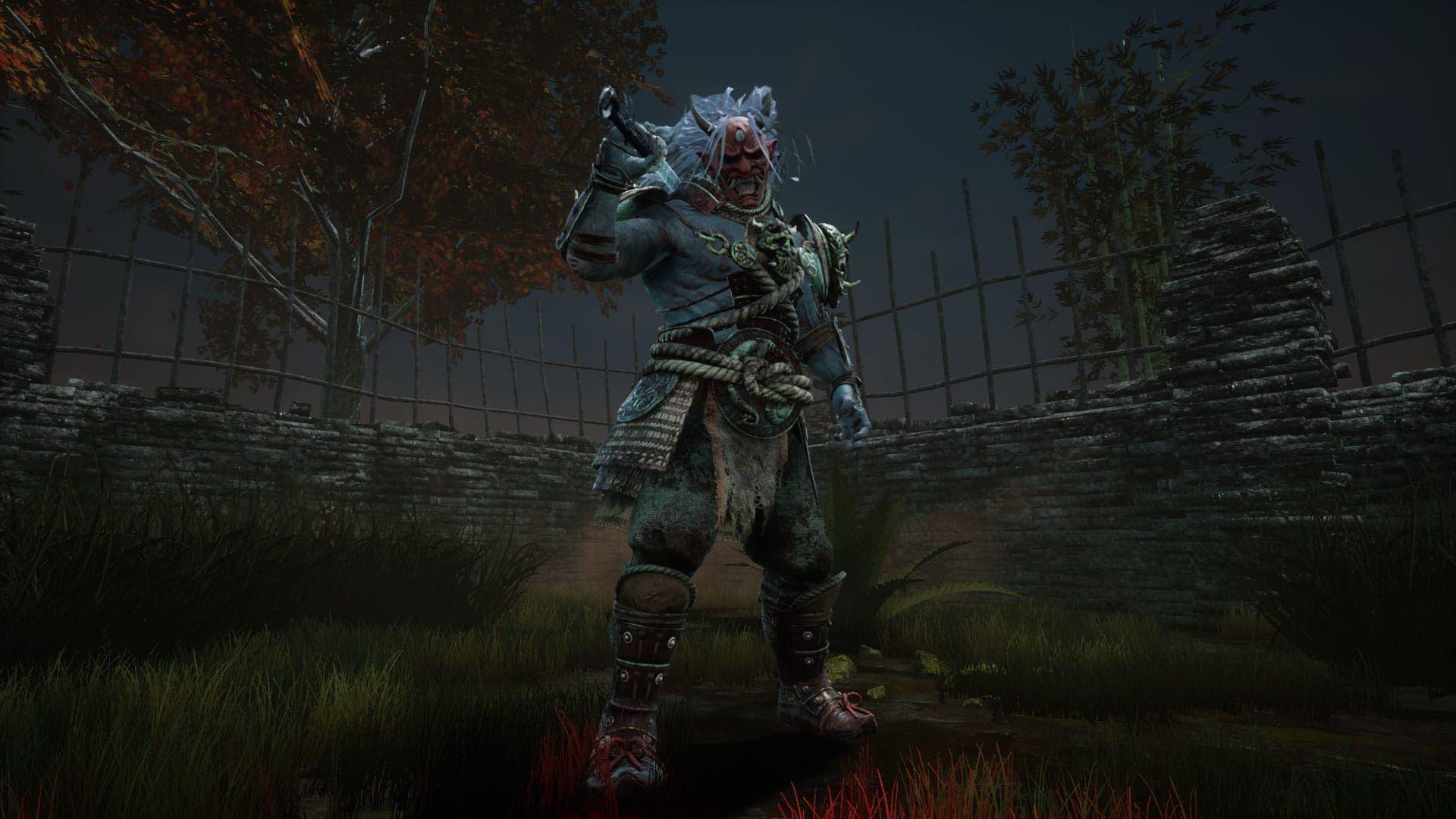 [Act.] Detallamos las habilidades de Oni-Yamaoka, el nuevo killer de Dead by Daylight