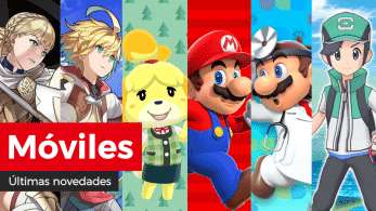 [Act.] Novedades para móviles en Fire Emblem Heroes, Dragalia Lost, Animal Crossing: Pocket Camp, Super Mario Run, Dr. Mario World y Pokémon Masters