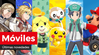 Novedades para móviles en Fire Emblem Heroes, Dragalia Lost, Animal Crossing: Pocket Camp, Pokémon Rumble Rush, Pokémon Masters y Mario Kart Tour