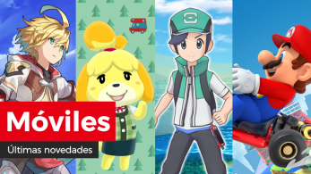 Novedades para móviles: Galleta de la fortuna y más en Animal Crossing: Pocket Camp, High Zodiark's Trial: Master y más en Dragalia Lost, regalos y más en Pokémon Masters y avance del tour de invierno en Mario Kart Tour