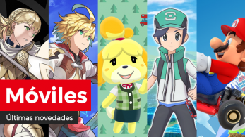 Novedades para móviles en Fire Emblem Heroes, Dragalia Lost, Animal Crossing: Pocket Camp, Pokémon Masters y Mario Kart Tour
