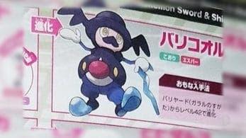 Se revelan nuevas imágenes de la guía de Pokémon Espada y Escudo con más artes de nuevos Pokémon