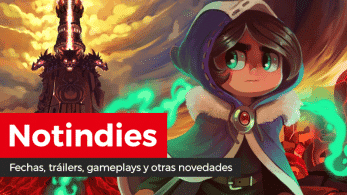 Novedades indies: Arc of Alchemist, AVICII Invector, Jamestown+, The Red Lantern, Alwa's Legacy, Dusk Diver, Bite the Bullet, Headsnatchers, Juicy Realm, Ritual: Crown of Horns, Skybolt Zack, Tokyo Dark: Remembrance, Rebel Galaxy Outlaw y más