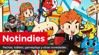 Novedades indies: Billion Road, Skelittle: A Giant Party!!, Tower of Babel, Darius Cozmic Collection, Prison Architect, Black Future '88, Bug Fables, Paper Dolls Original, Titeuf Mega Party, Pretty Princess Magical Coordinate, The Touryst y más